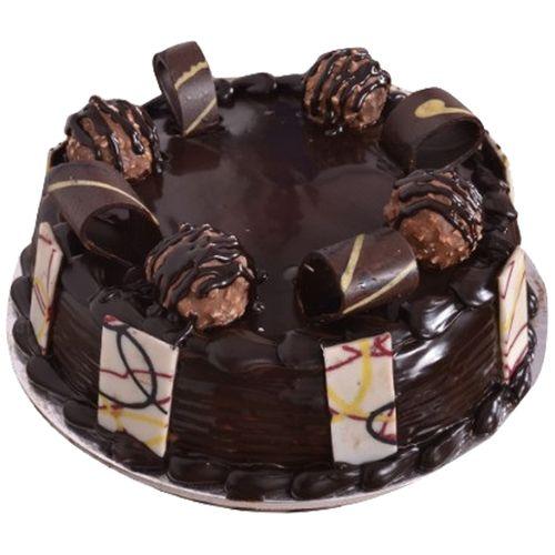 Cakes Empire Fresh Cake - Ferrero Rocher, 500 g