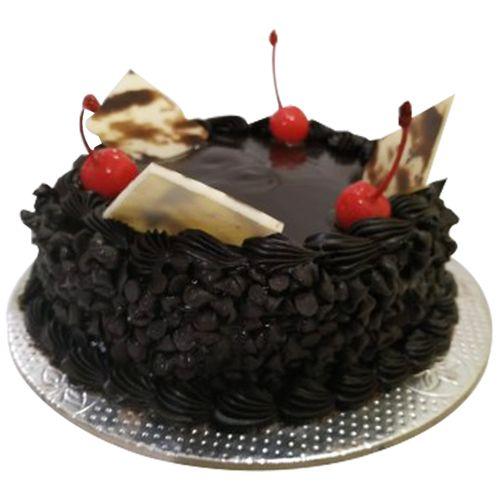 Cakes Empire Fresh Cake - Chocolate Chip, Eggless, 1 kg
