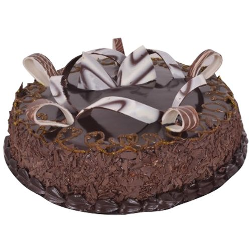 Cakes Empire Fresh Cake - Death By Chocolate, Eggless, 1 kg
