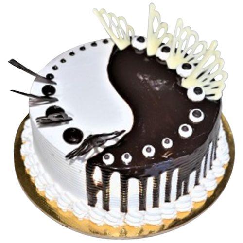 Ibbani Fresh Cake - Vanilla Chocolate, 500 g