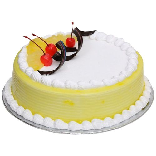 Ibbani Fresh Cake - Pineapple, 500 g