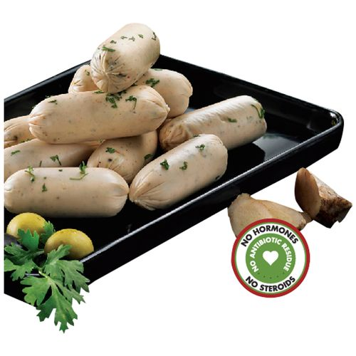 Nandus Chimichurri Cocktail Chicken Sausages, 150 g