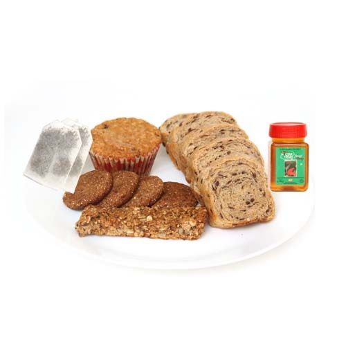Buy Lluvia Bakery Daily Healthy Breakfast Box 500 Gm Online At Best