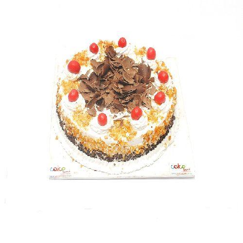 Cake Square Fresh Cakes - Spl Black Forest, 1 kg
