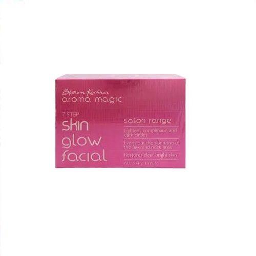 Aroma Magic  Cosmetics - Bridal Glow Facial Kit (Set of 7), 459 g