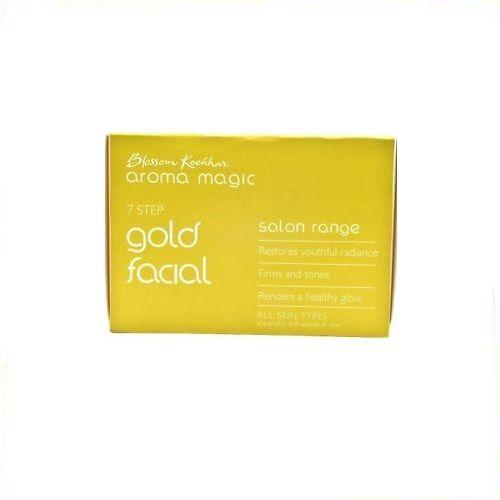 Aroma Magic  Cosmetics - Gold Facial Kit(Set of 1), 467 g