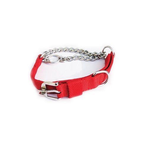 4Pawz Pet - Choke with belt Red - Large, 1 pc