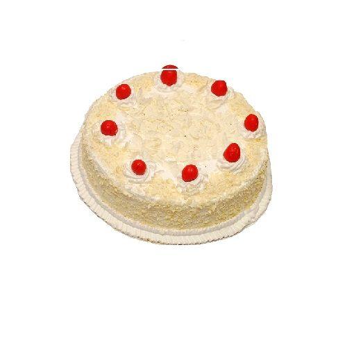 Cake Square Fresh Cakes - Venilla, 500 g