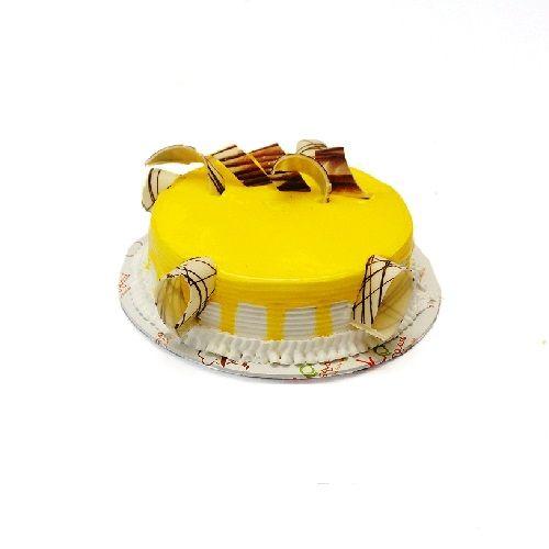 Cake Square Fresh Cakes - Pineapple, 500 g