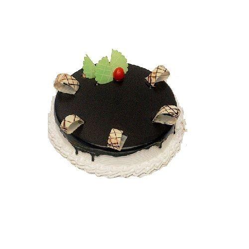 Cake Square Fresh Cakes - Choco Vanilla, 500 g