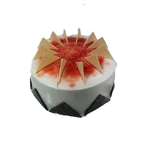 French Loaf Strawberry- cake, 500 g