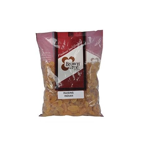 Brown Tree Retail Dryfruits Sweet  - Raisins Indian, 500 g