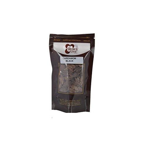 Brown Tree Retail Spices - Cardamon Black, 50 g