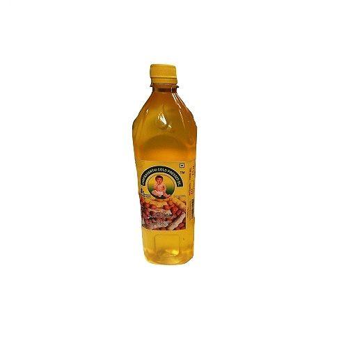 Chakravarthi Sweets and Snacks Oil - Cold Pressed Groundnut/Peanut Oil, 1 L Pet Bottle
