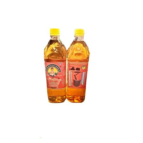 Chakravarthi Sweets and Snacks Oil - Cold Pressed Gingelly/Sesame Oil, 2 L Pack of 2