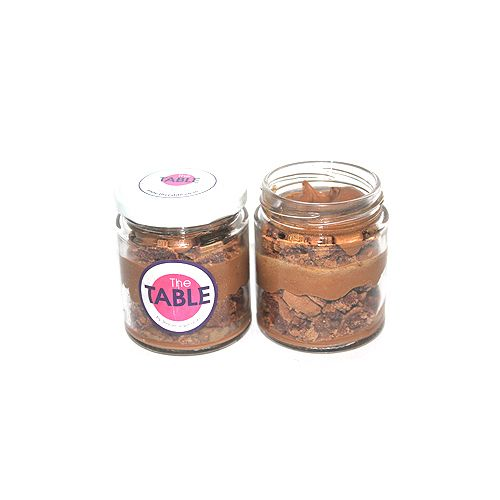 The Table Cake - Macaroon Jar Combo, 300 g Pack of 2 Jars