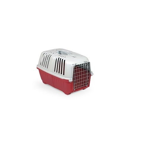 Pets 101 Pet Accessories - Dog -  Cat Crate  - Pink, Medium
