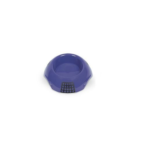 Pets 101 Pet Accessories - Luna Bowls - Violet, Medium