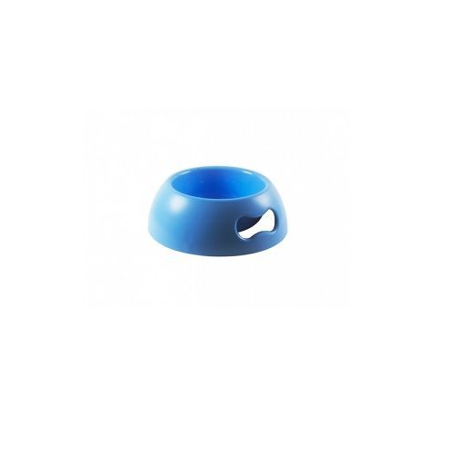 Pets 101 Pet Accessories - Pappy -  Bowl  - Light Blue, Medium