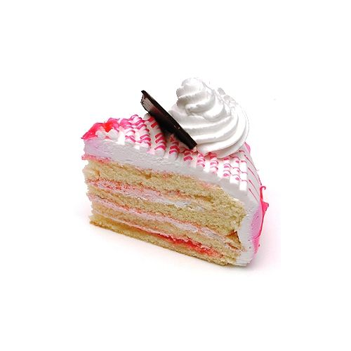 Cake Square Fresh Cakes - Strawberry, 150 g Pack of 3