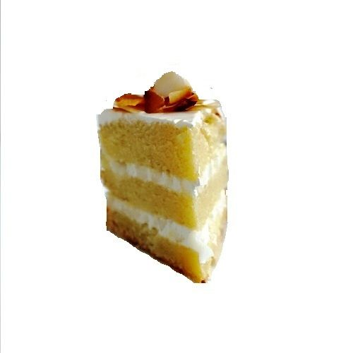 Cake Square Fresh Cakes - Litchi, 150 g Pack of 3