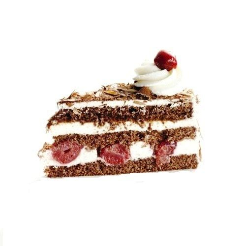 Cake Square Fresh Cakes - Choco Almond, 150 g Pack of 2