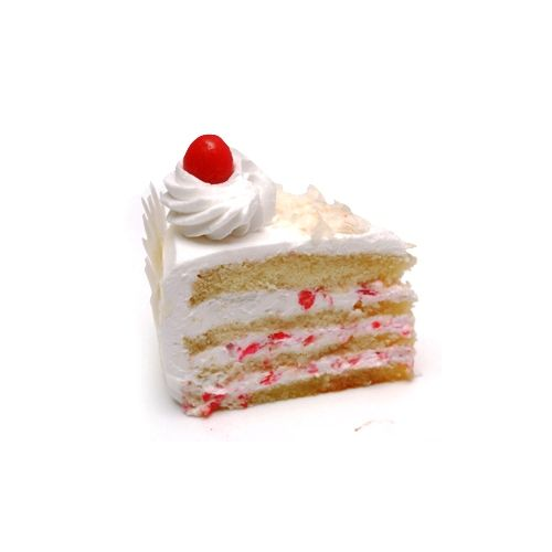 Cake Square Fresh Cakes - White Forest, 150 g Pack of 3
