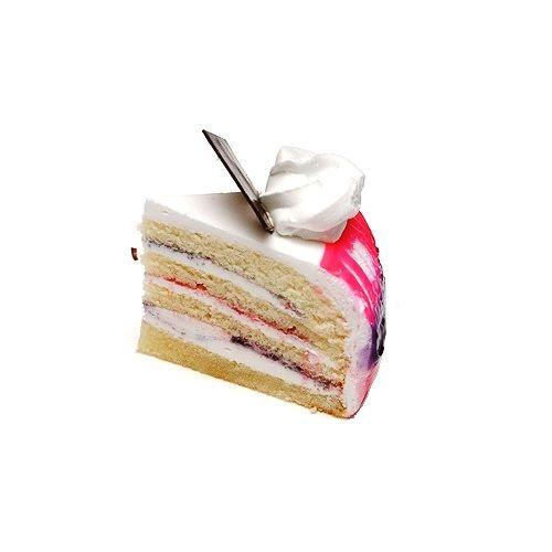 Cake Square Fresh Cakes - Strawberry Mango, 150 g Pack of 3