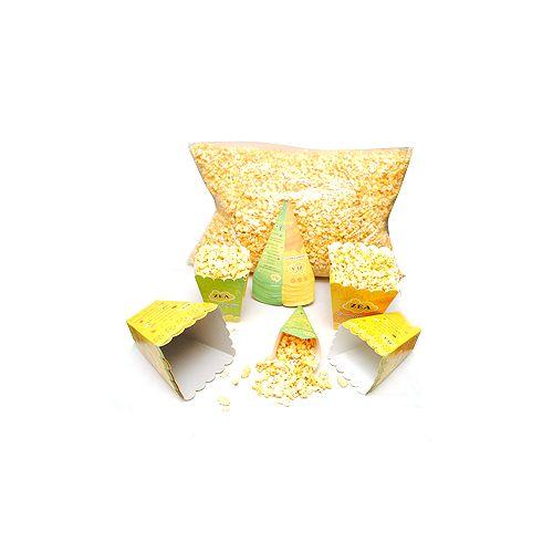 Zea Gourmet Popcorn Popcorn - Mirchyup Party Pack, 1.25 kg Party Pack