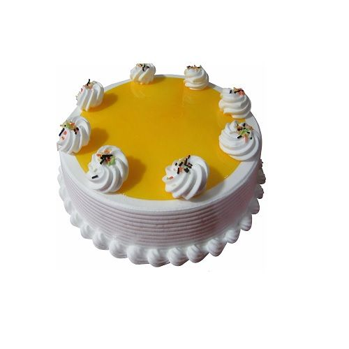 Cake Park Fresh Cakes - Mangoshine, Eggless, 700 g