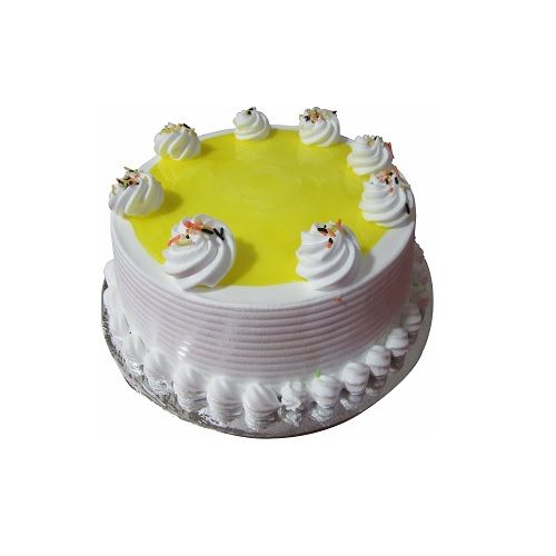 Cake Park Fresh Cakes - Pineapple Delight, Eggless, 700 g