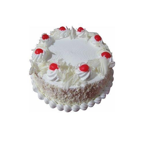 Cake Park Fresh Cakes - White Forest, Eggless, 700 g