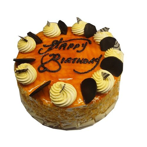 Brunchies All Day Fresh Cakes - Butterscotch, 500 g