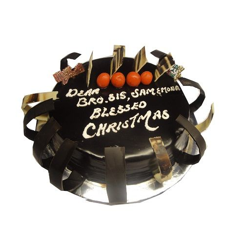 Brunchies All Day Fresh Cakes - Chocolate Truffle, 500 g