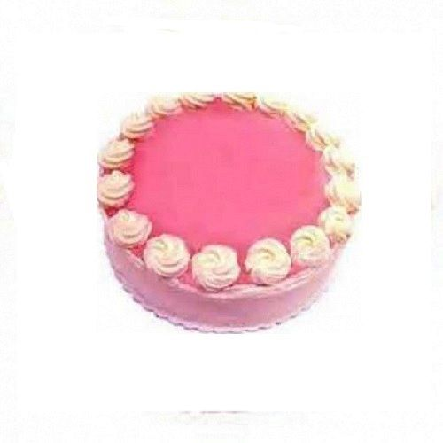 The Cake Shop Cake - Strawberry Regular, 1 kg