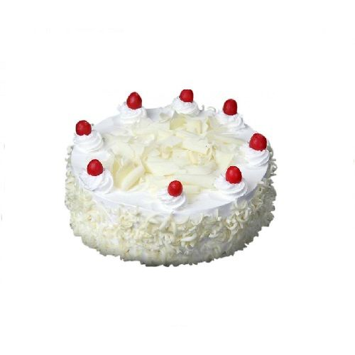 The Cake Shop Cake - White Forest Regular, 1 kg