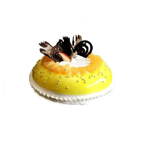The Cake Shop Cake - Orange Regular, 1 kg
