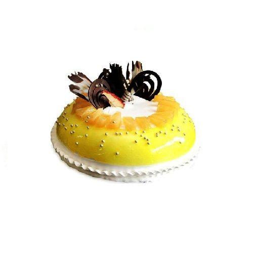 The Cake Shop Cake - Orange Regular, 700 g