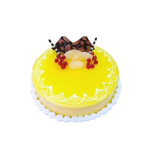 The Cake Shop Cake - Pineapple  Regular, 500 g