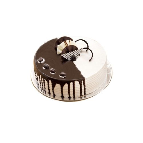 The Cake Shop Cake - Choco Vanilla Regular, 500 g