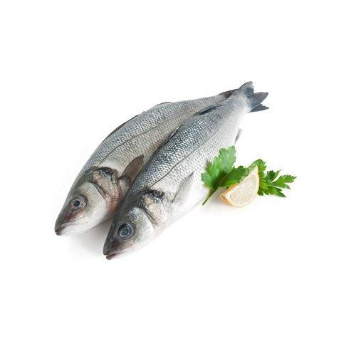 Tendercuts Fish - Sea Bass (Koduva), 1 kg Half Slice Cleaned