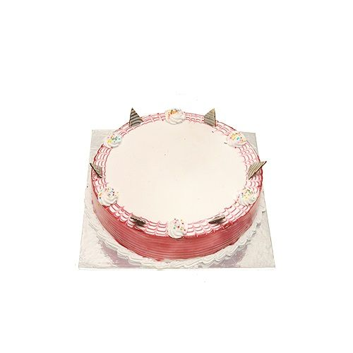Cakes N Bakes Cake - Blue berry Fresh cream, 1 kg