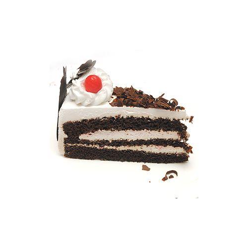 cake waves Pastry Cake - Black Forest Regular, 5 pcs, 400 g