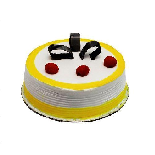 Buy The Taste Fresh Cakes Pineapple 500 Gm Online At Best Price
