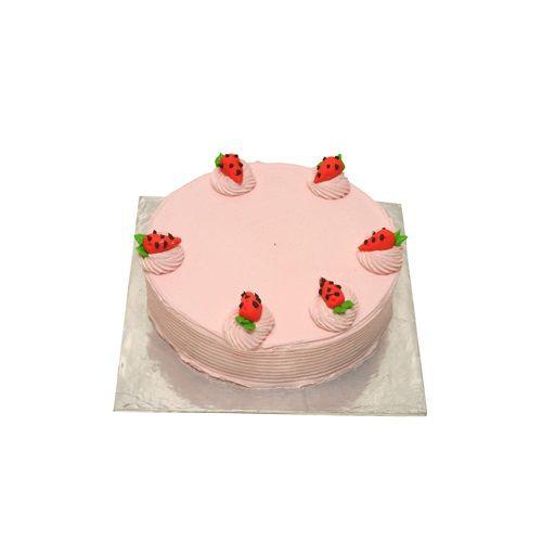 Food Mart Cake - Strawberry, 1 kg