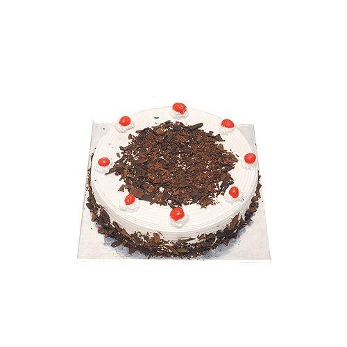 Food Mart Cake - Black Forest Fresh Cream, 500 g