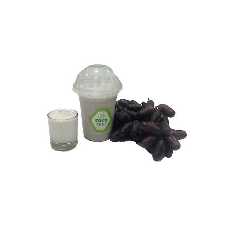 Coco Chill Refreshing Drinks - Coco Grape Smoothie, 300 ml
