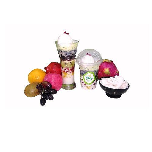 Coco Chill Refreshing Drinks - Coco Mixed Fruit Falooda, 300 ml