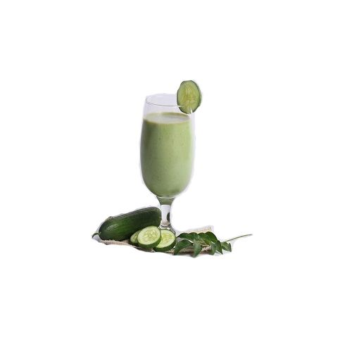 Coco Chill Refreshing Drinks - Winter Green Protein Smoothie, 300 ml