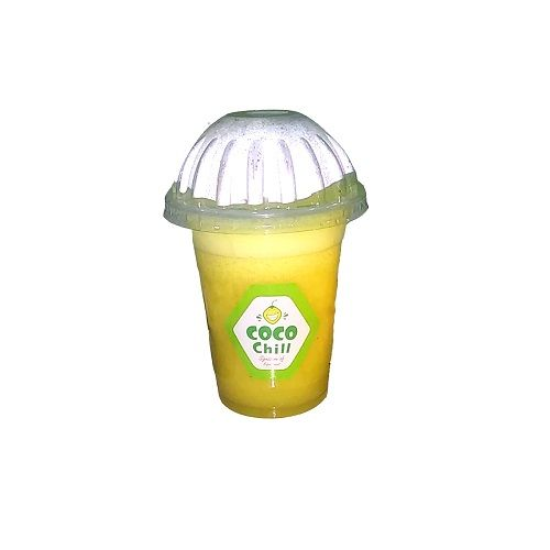 Coco Chill Refreshing Drinks - Coco Pineapple Malai (Mocktail), 300 ml
